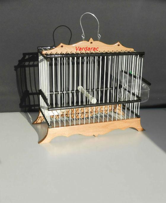 Nov model kaveza za stiglice i bastarde 2r57tis