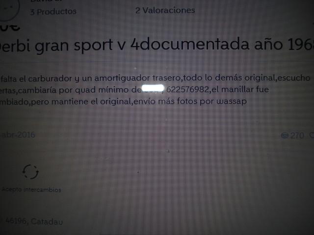 Comprar Derbi Gran Sport 2rp9wtf