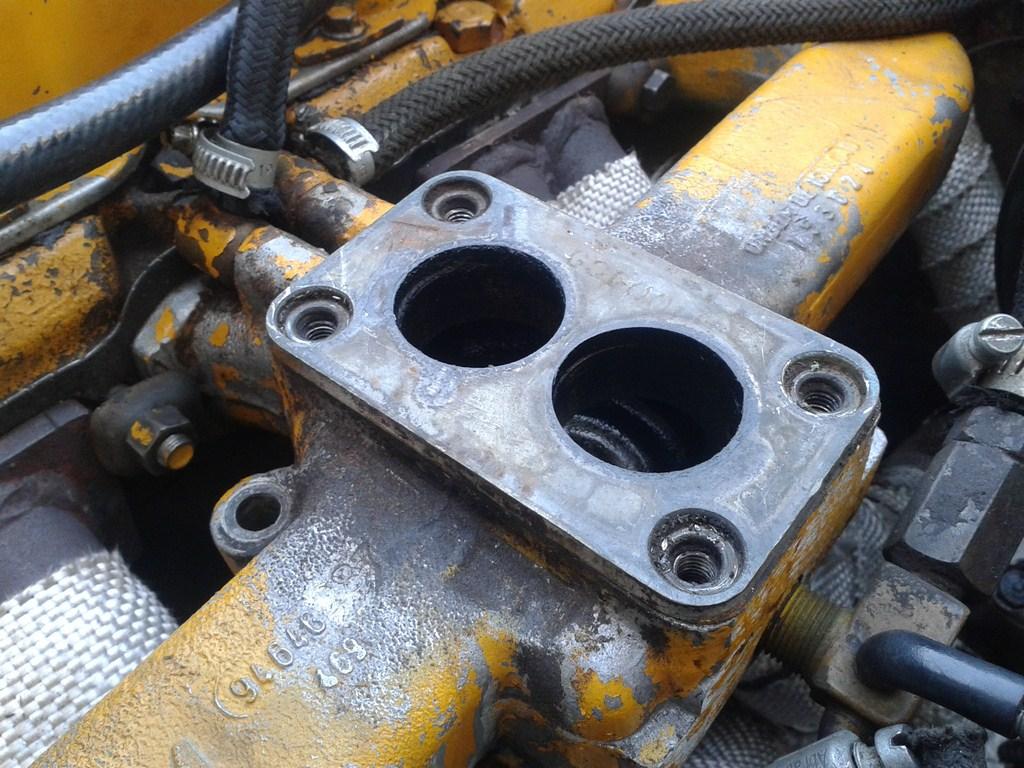 TUTORIAL de Instalação do Carburador 3E no Coletor do H34 com flange! 2rpvhpe