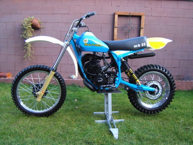 Pursang motor Yamaha 2ryqecz