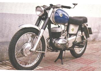 Bultaco Mercurio 155 2s85r4p