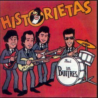 Los Buitres de Venezuela,Beatles en español, Rectificado 2019 2up60k6