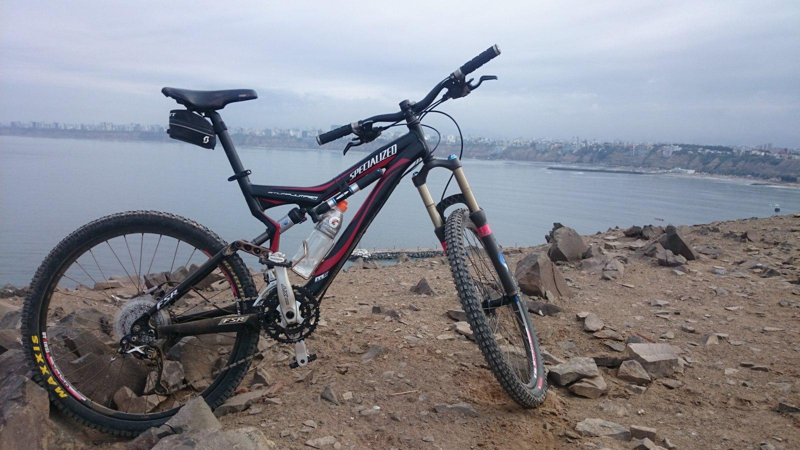 ¿Cómo es tu bicicleta deportiva y cómo la tienes configurada? 2v0ed5i