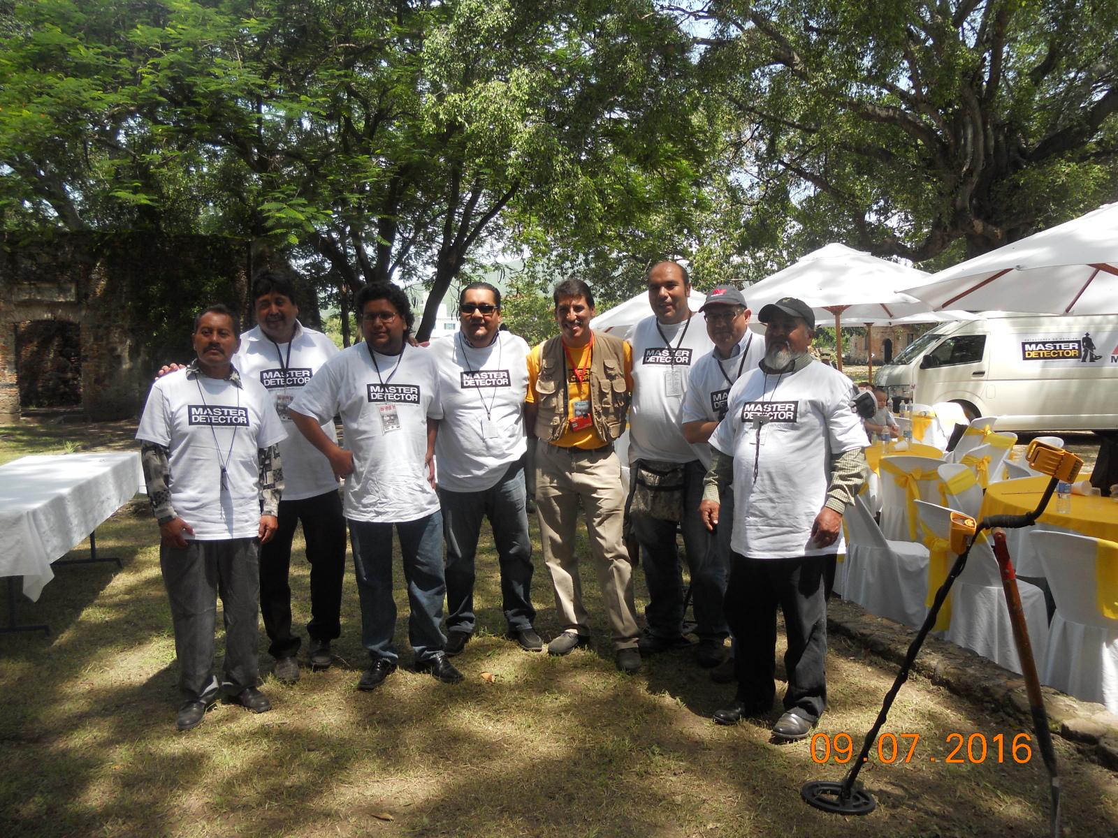 PRIMER ENCUENTRO NACIONAL DE BUSCADORES DE TESOROS 2v2e0b5
