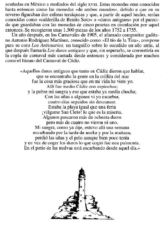 Los duros antiguos de Cádiz y el último pirata del Atlántico 2v2ytt3