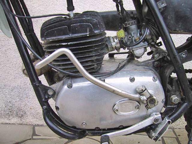 Ossa - Carburador Ossa Super Pioneer  2vjo3ug