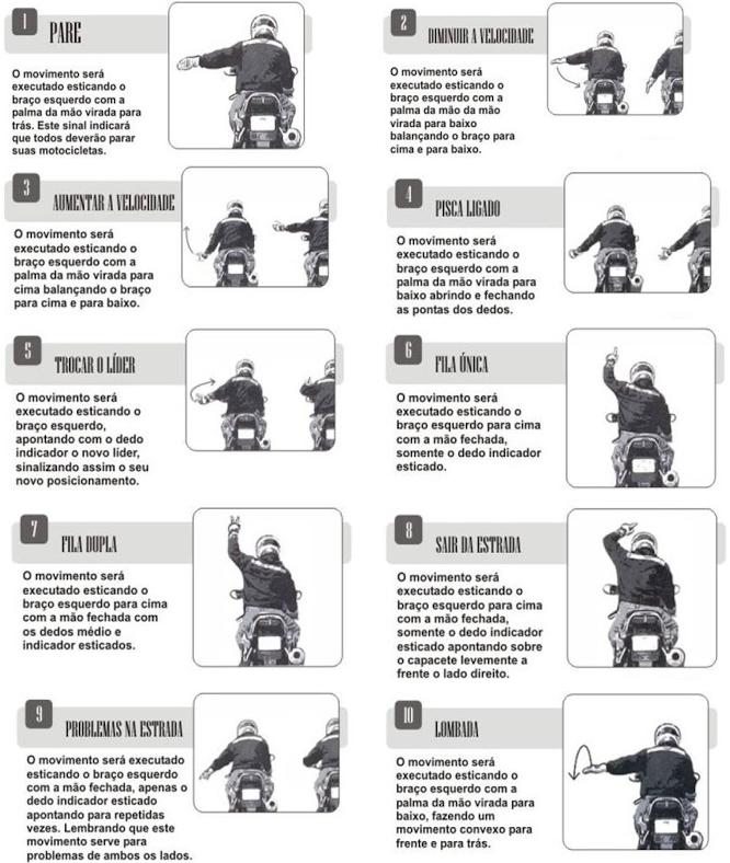 Como andar de moto em GRUPO. 2vuih3l
