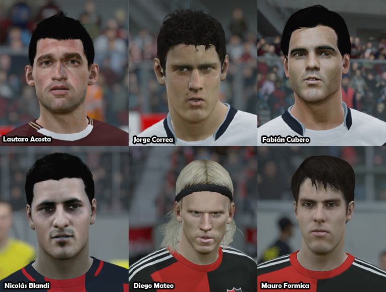 Faces Futbol Argentino PACK 19 2vwbe35