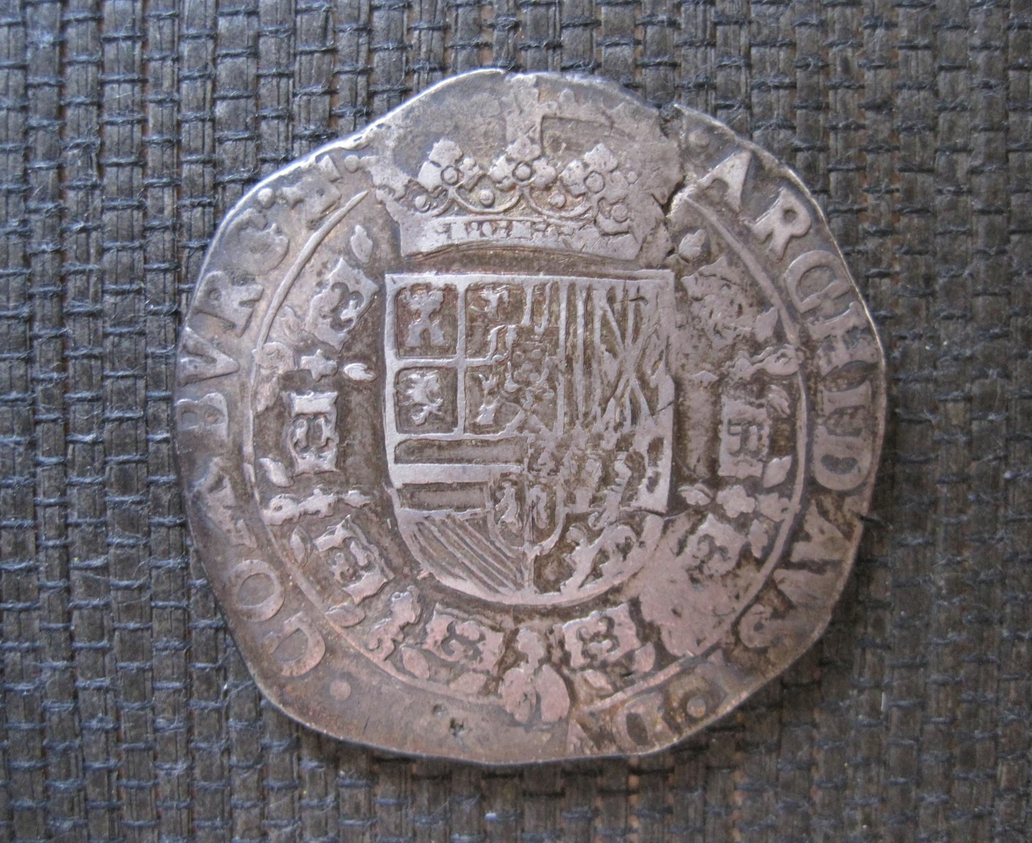 1623 Patagón de Felipe IV Dole (Dola) 2w7lu12