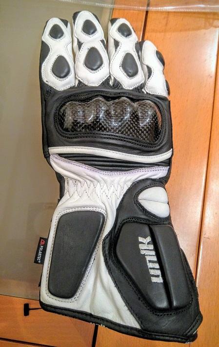 Vendo guantes invierno sport de piel marca Unik 2ywg5s1