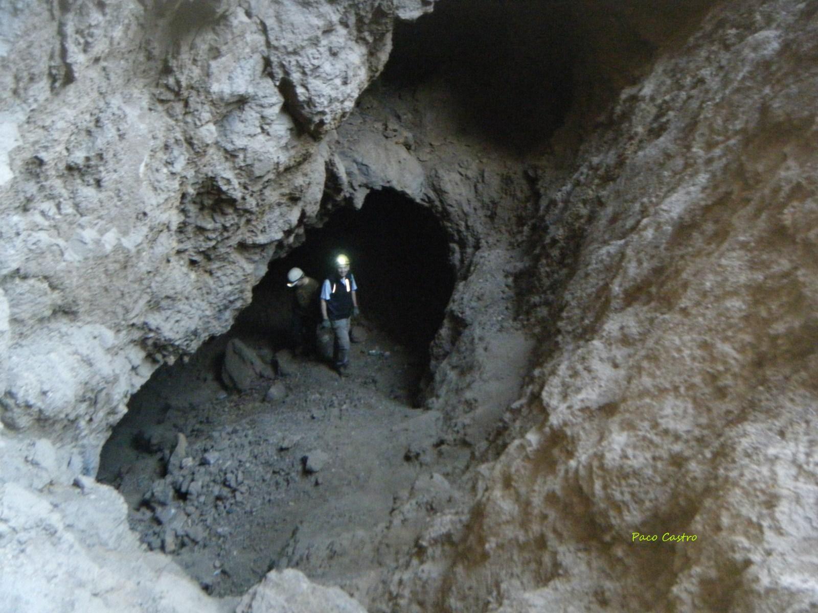 Corta San José, Pilar de Jaravía, Pulpi, Almeria, Andalucia, España 2yyqomd