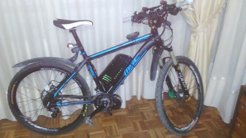 Alfine 11 y mi bici nueva 2zodjie