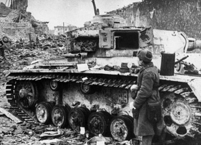 Pz.Kpfw.III Ausf.L зимний вариант., Зимняя тройка.1/35 2zxntdc