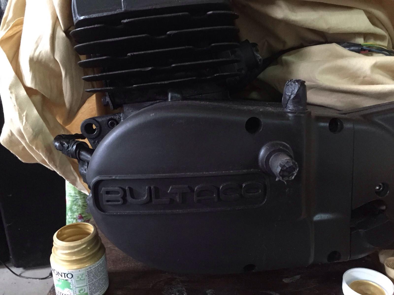 Bultaco streaker 307q9fk