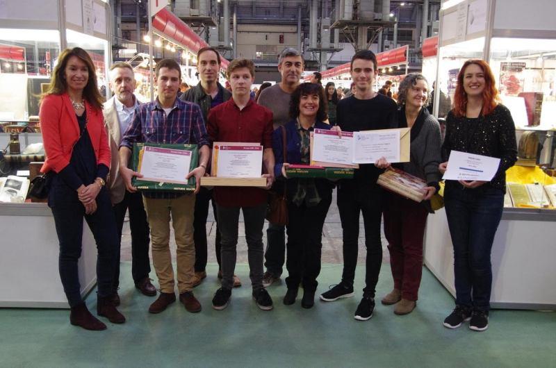 Premi Grup Mineralògic Català a treballs de recerca de batxillerat 2015-2016 30kdfr7