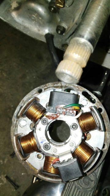 Encendido Ducati energía 30su60z