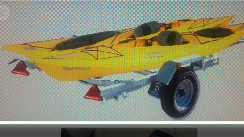 Remolque para kayaks 30uuybn