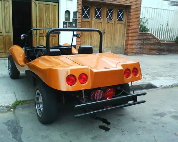 Mi Presentación con mi Burro buggy 30wmlms
