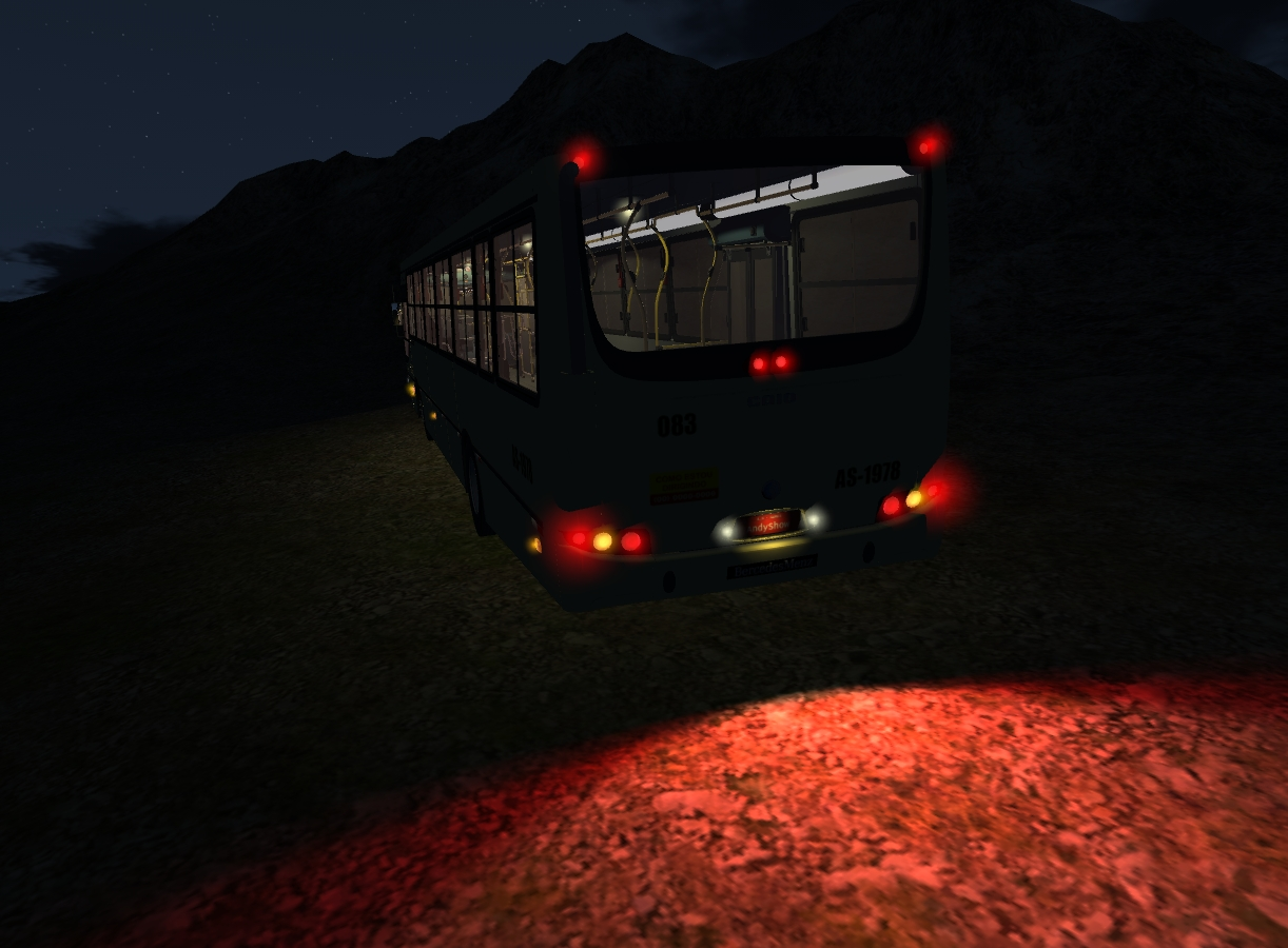Unity 5 Bus Test 3 ( Video Novo) [Ragdoll Test] 3150ifc