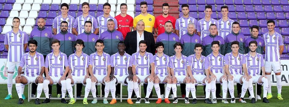 Real Valladolid Juvenil A - Temporada 2016/17 - División de Honor Grupo V 332mc14
