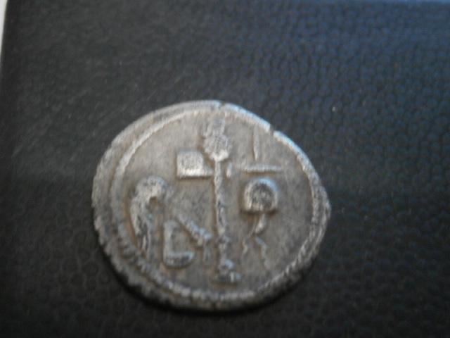 Denario, CAESAR, elefante 332rssi