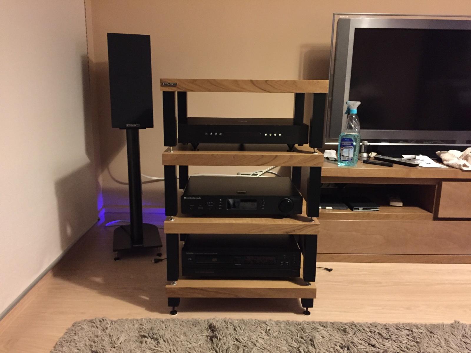 Nuevo mueble HIFI HUM 33lm4iu