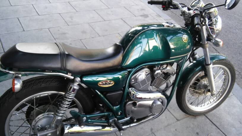 Las mil caras de la Yamaha SR 33pdpw8