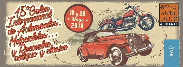 Antic Auto edición 2018 33w3404