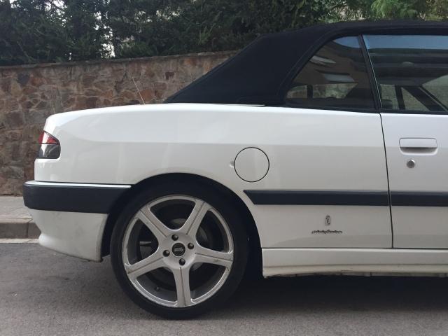 [ SE VENDE ] Peugeot 306 cabrio 1995 2,0i 123cv Blanco (vendido) 33w4i0g