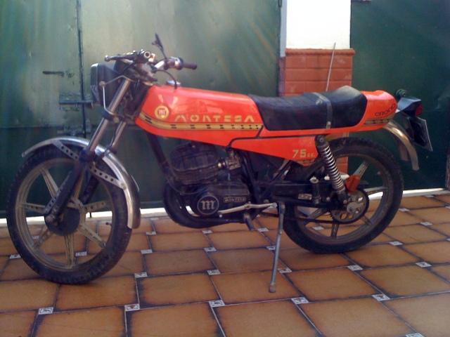 crono - Montesa Crono 75 345k36b