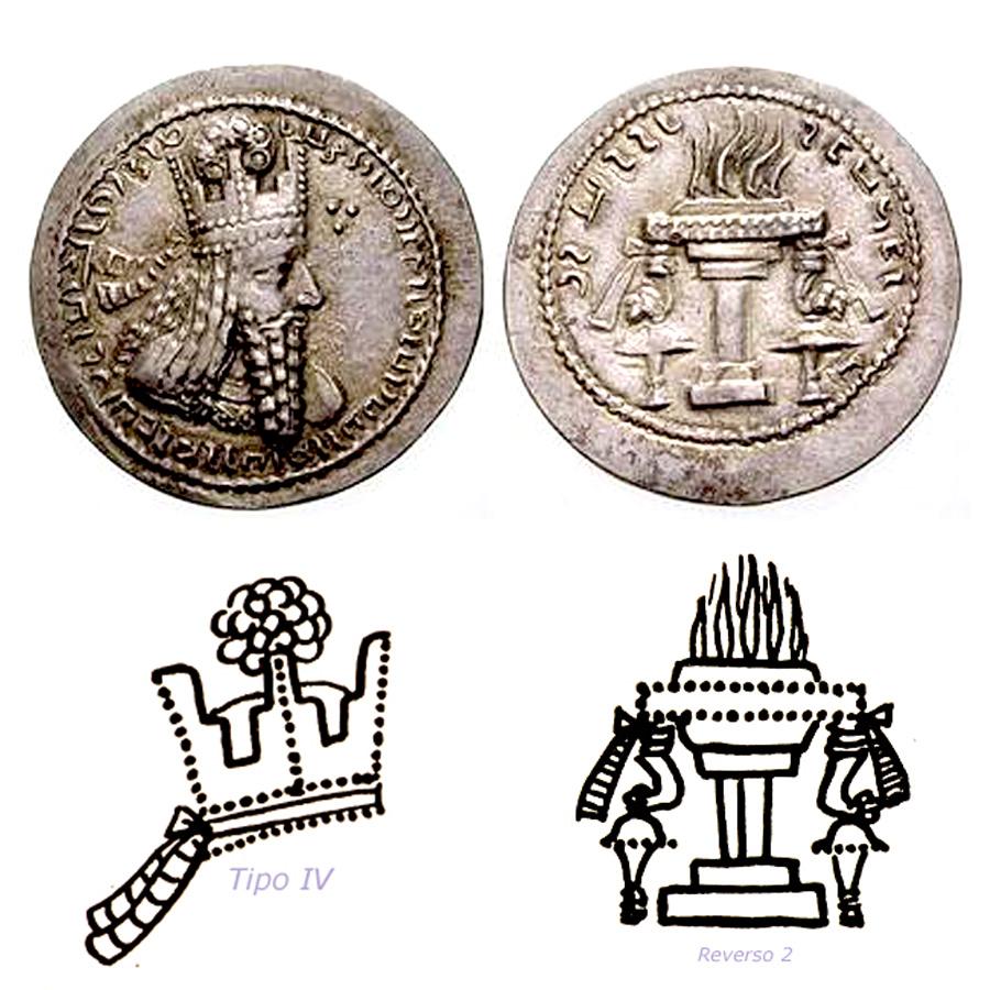Las coronas de los shas de Persia. 351suuf