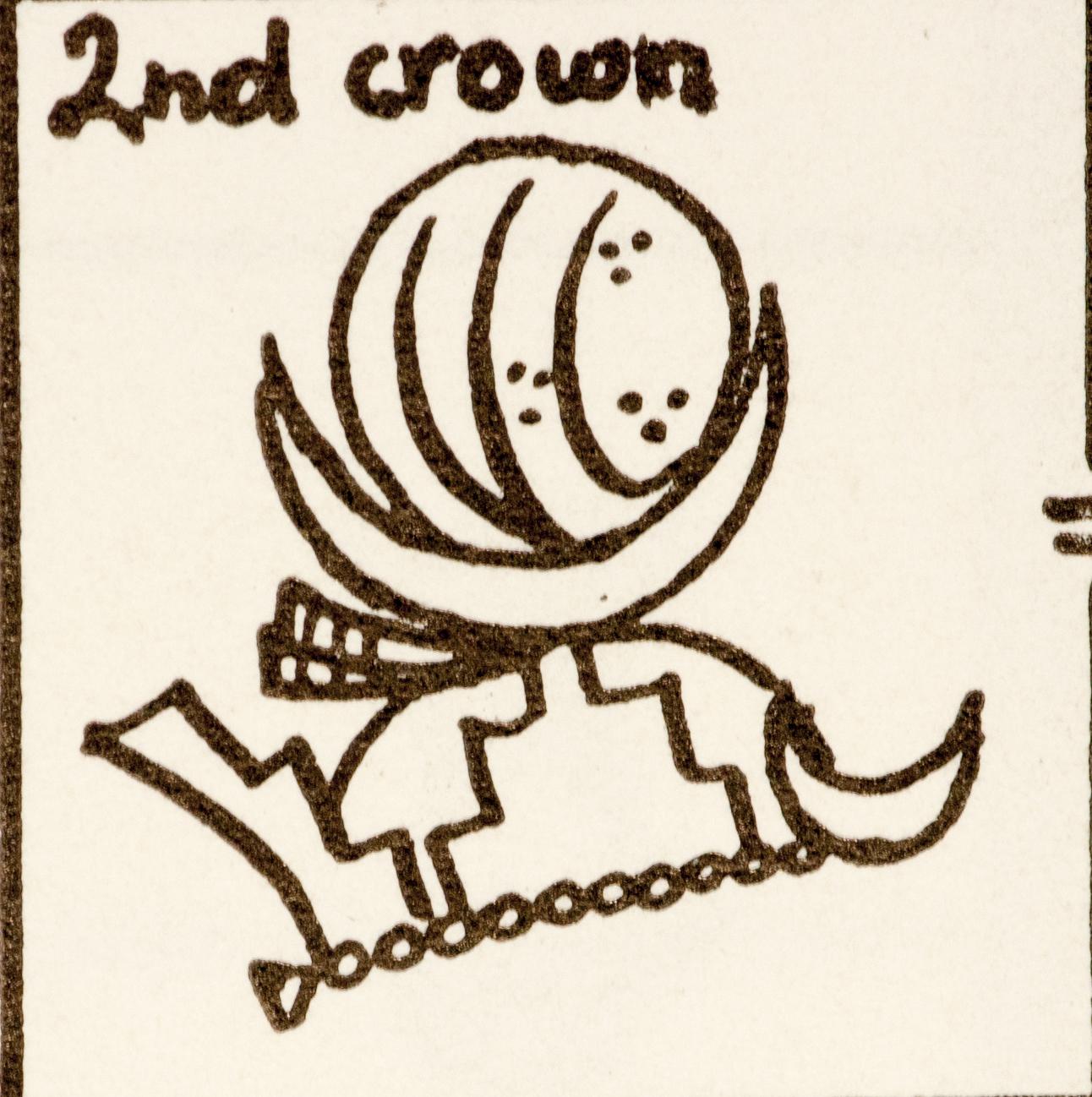 Las coronas de los shas de Persia. 35jyxzs
