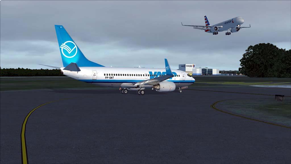 Boeing 737-700 Vasp 35naryq