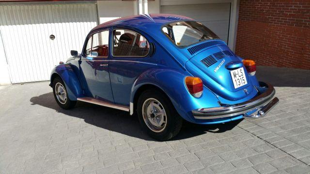 Venta de bollito VW ESCARABAJO 1303 - 1300 DOBLE ADMISIÓN - Mejor que nuevo 53s9rm