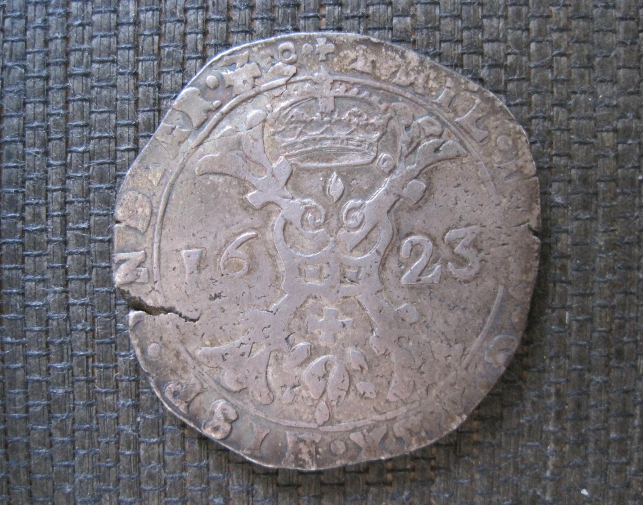 1623 Patagón de Felipe IV Dole (Dola) 5bdx1z