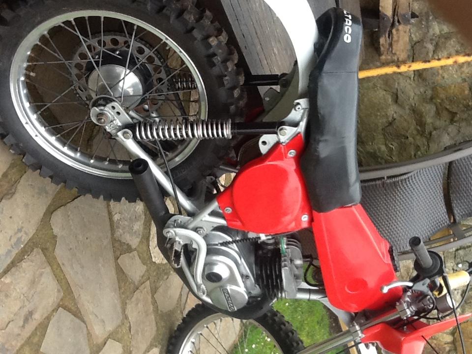 Bultaco Frontera 74 125 ? by JOROK 5ca73t