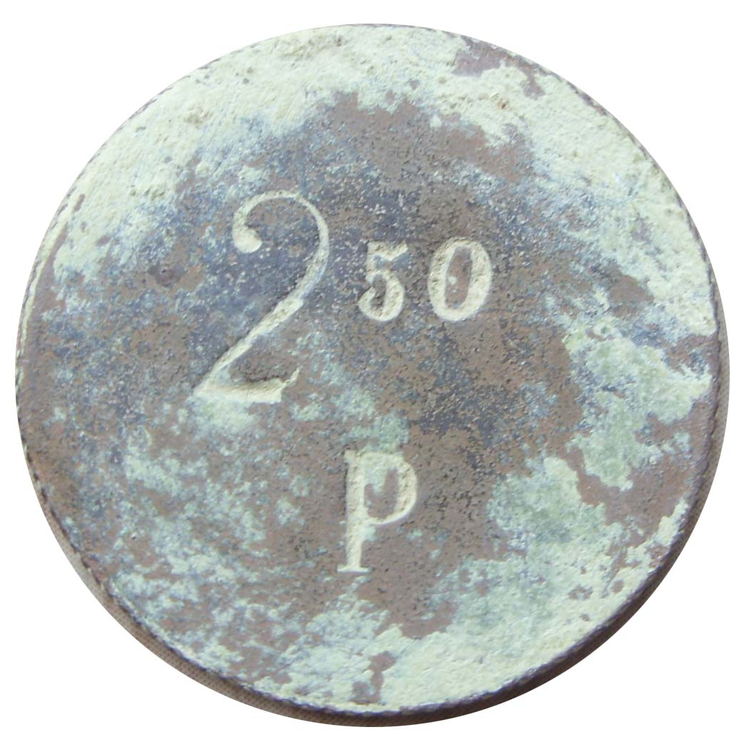 50 céntimos de Aspe. Guerra Civil Española. 5nnfj7