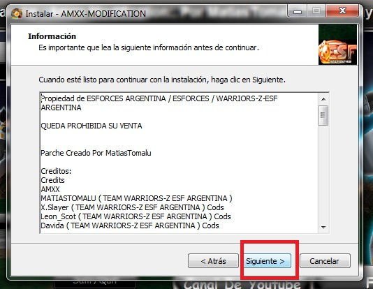 Patch .:ESF AMXX MODIFICATION:. V1 - Página 5 6geywk