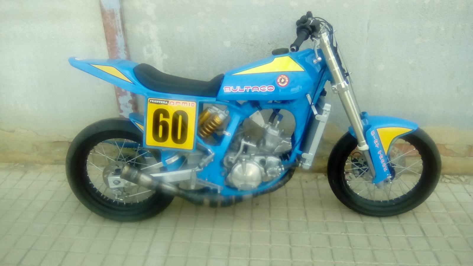 Bultaco Frontera APM18 Dirt-Trac 6pbz2x
