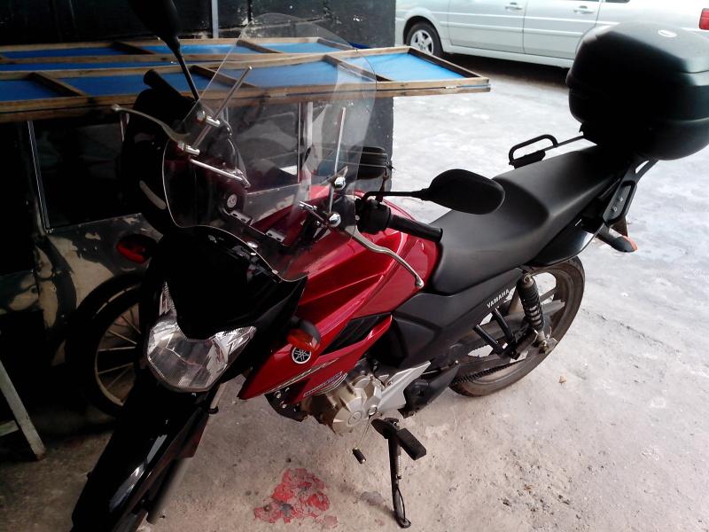 Fazer 150 - Yamaha 6yzj9i