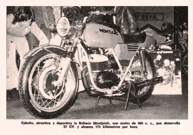 Bultaco Montjuïc 360 - 1974 9fnorl