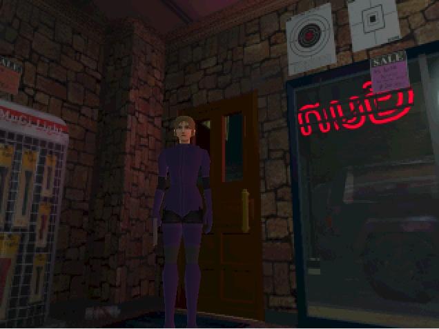 RE2 - RE5 Jill Valentine Battle Suit Skin 9jlxf7