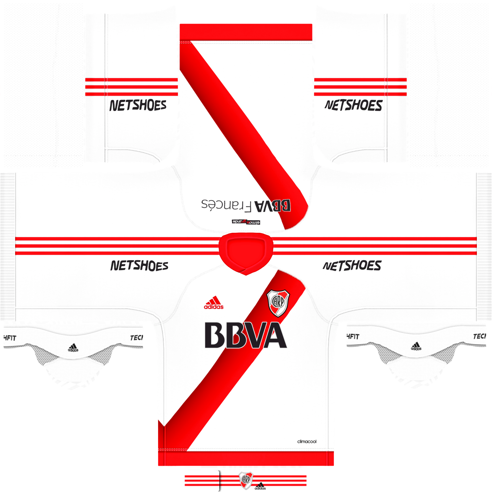 FULL CAMISETAS DE RIVER 2016 (TODAS) Aenvxw