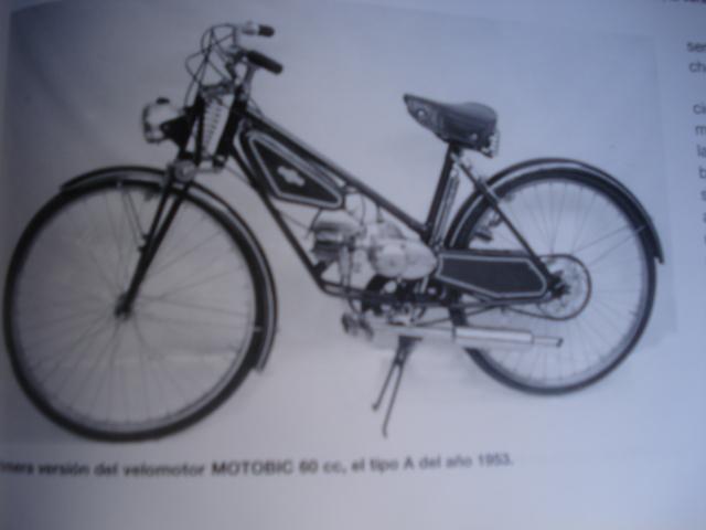 La Motobic 60 cc de mi padre  B3pnpj