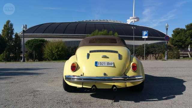 Vendo Escarabajo Speedster B6brbq