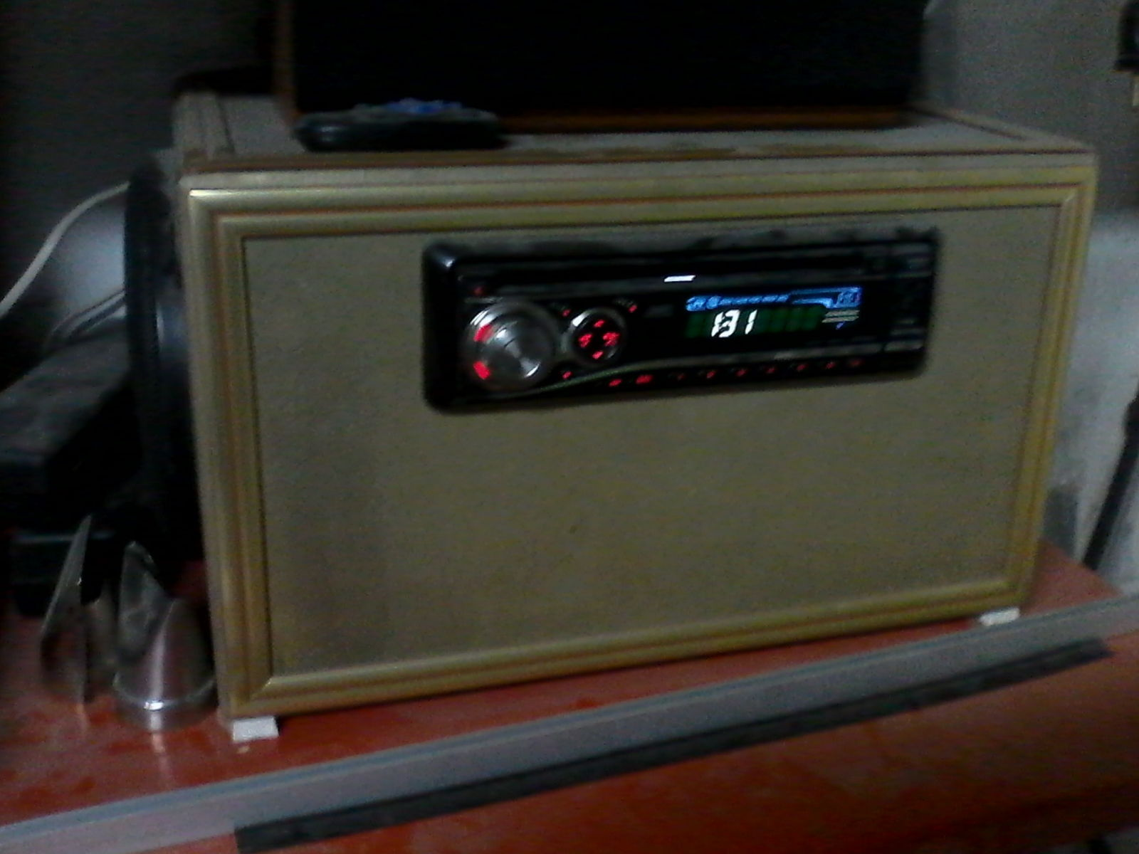Подключение штатной магнитолы Toyota W58831 B7m7tx