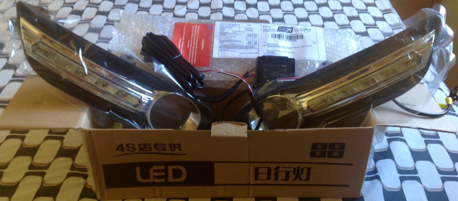 Farois e Lampadas de LED - Economia e Segurança Dnen2w