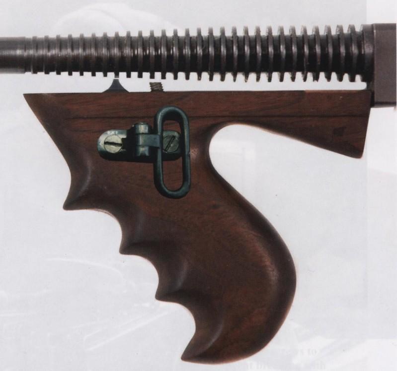 Pistolet-mitrailleur Thompson 1928 Dnkpcx