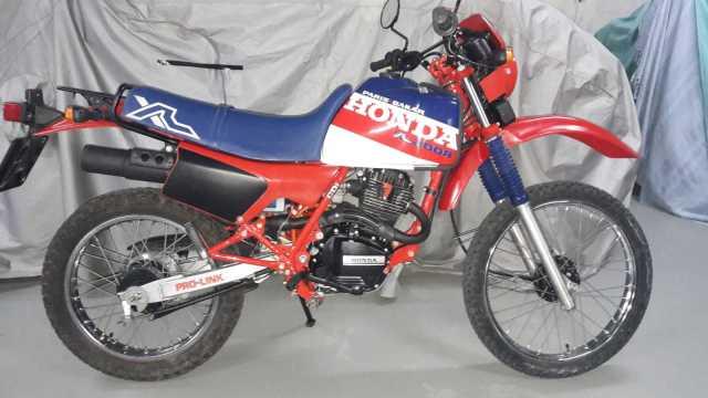 Mi Nueva Honda XL 200R E0h9uu