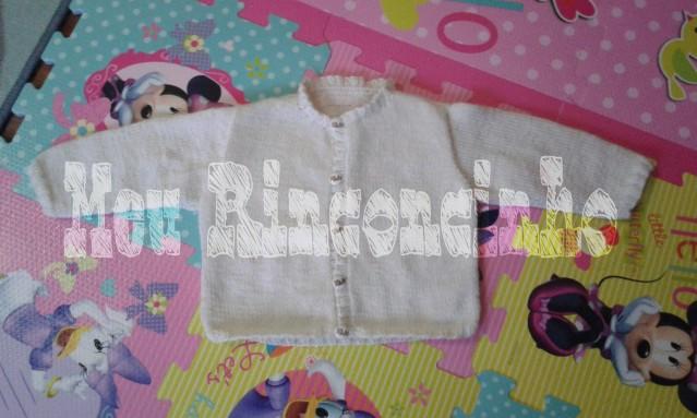 chaqueta - Otra chaqueta más talla 12m E15ksl